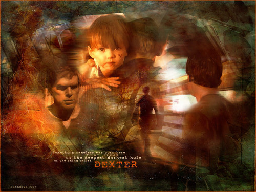 Dexter Hintergrund