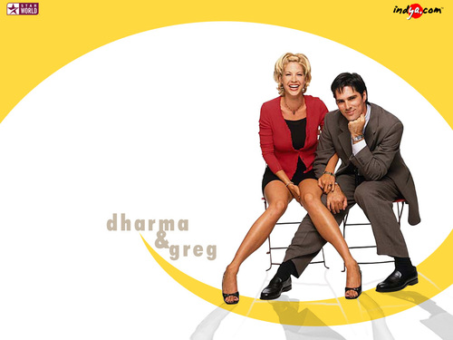 Dharma & Greg wallpaper entitled Dharma & Greg