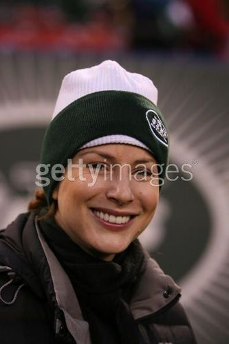 Diane @ The Jets Game