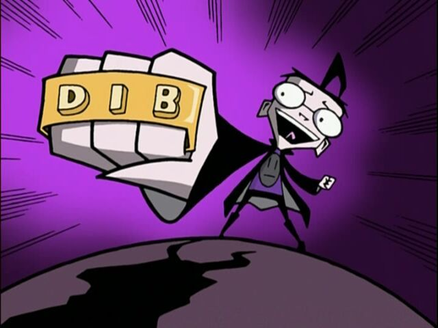 Dib with some...