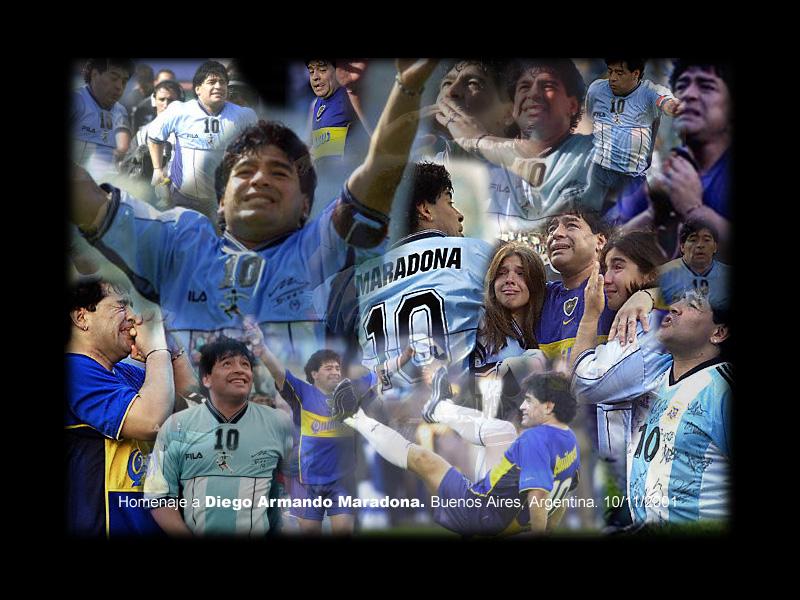 Diego Armando Maradona Diego Maradona Wallpaper 241391 Fanpop