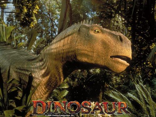 Disney fond d'écran entitled Dinosaur