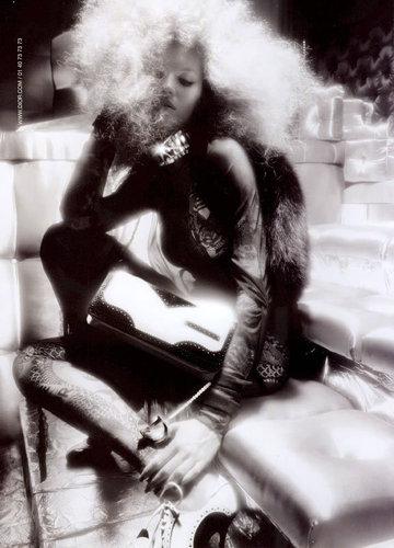 Dior Ads w/Gisele