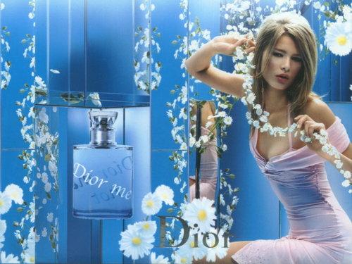 Dior Обои titled Dior