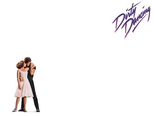 Dirty Dancing wallpaper entitled Dirty Dancing Logo