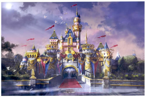 disney wallpaper entitled disney Castel