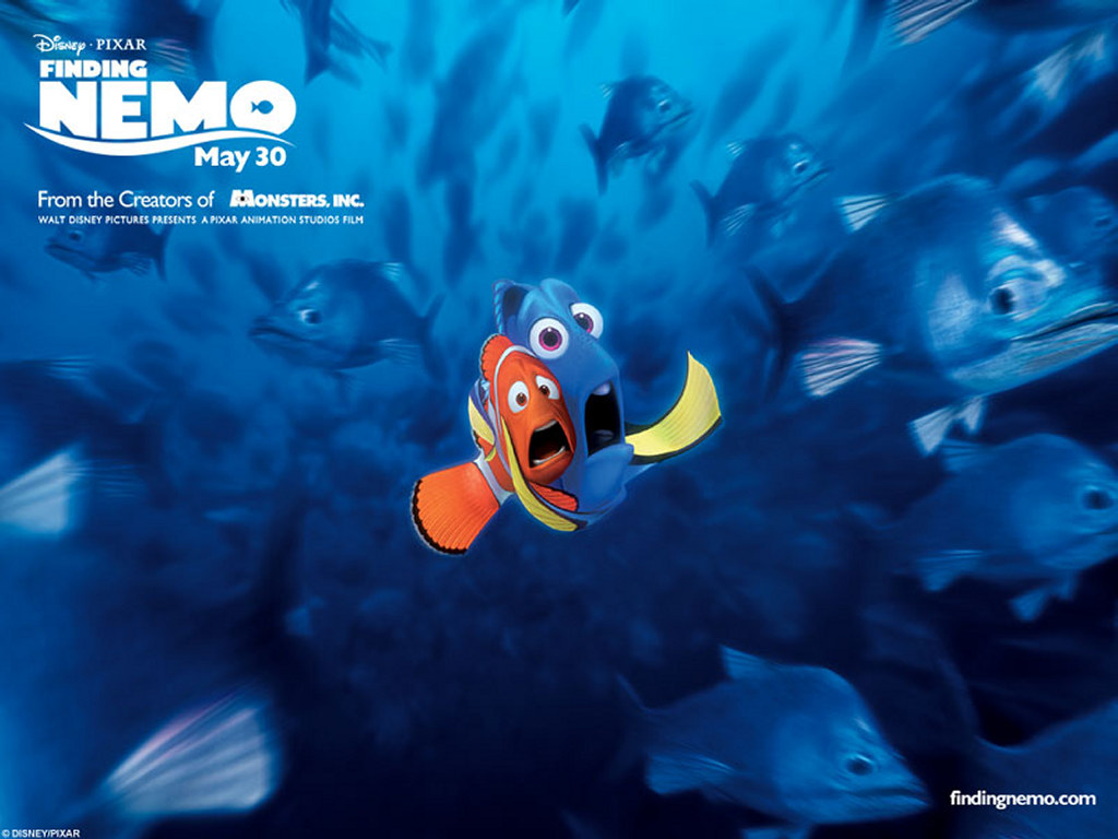 Pictures, Disney Wallpaper Finding Nemo