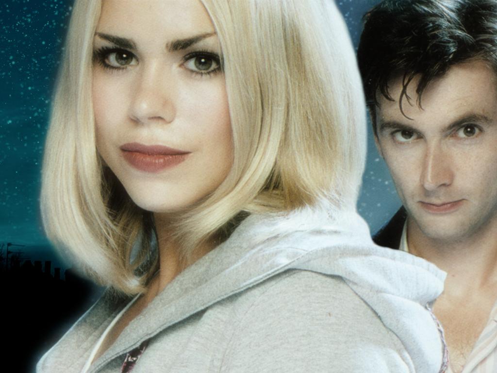 Doctor/Rose - Doctor Who Wallpaper (124197) - Fanpop