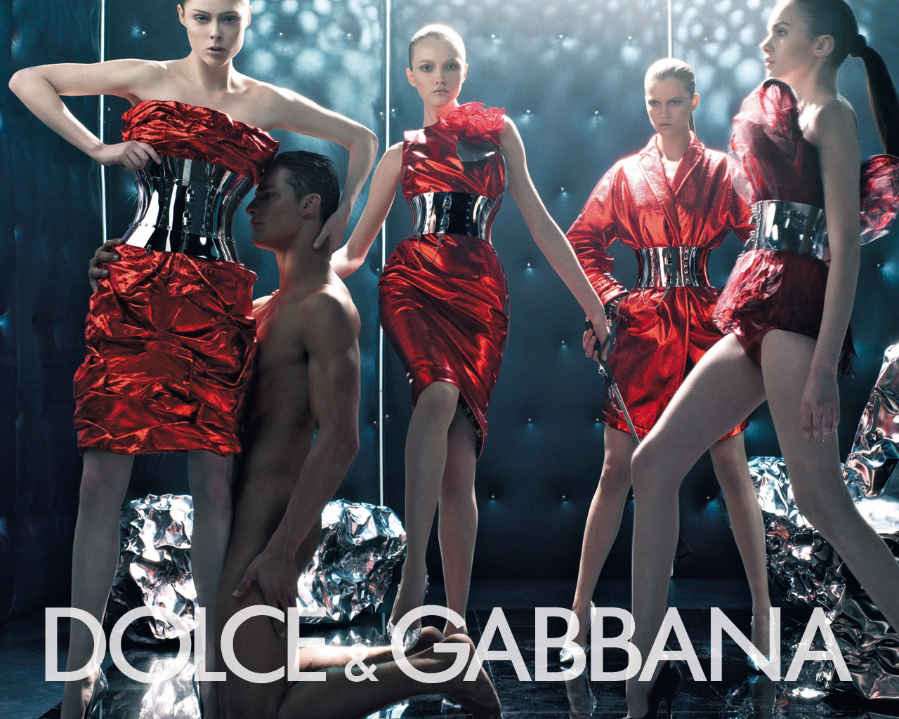 Dolce & Gabbana / wallpaper - Passion for Fashion 1280x1024