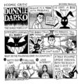 Donnie Darko, Comic Critic