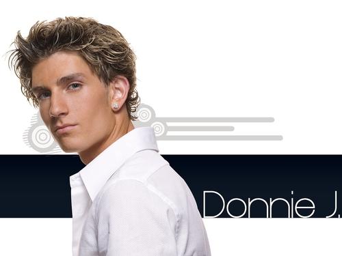 Donnie J wallpaper