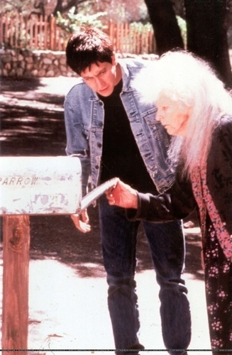 Donnie and Grandma Death