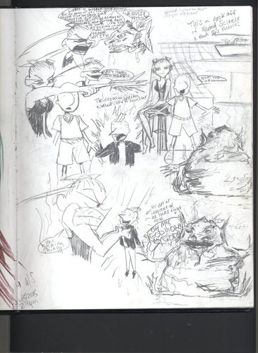 Doug Comic 2