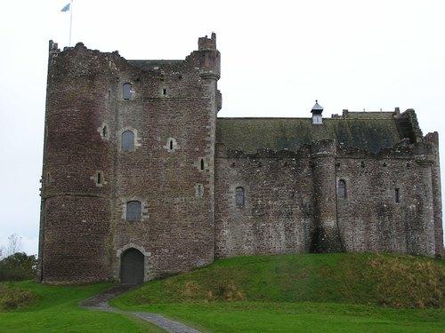Doune замок - Scotland