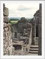 Doune Castle Roof