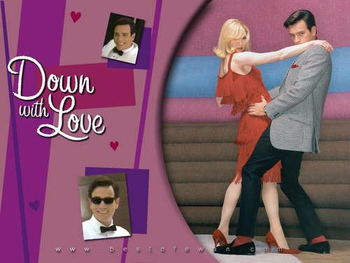 Ewan McGregor wallpaper entitled Down With Love