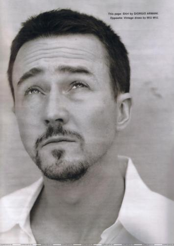 Down in the Valley Inter 05/06 - edward-norton Photo