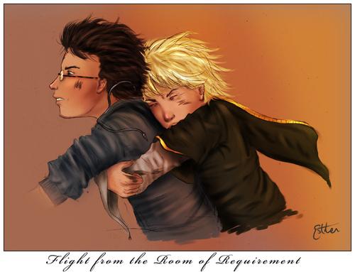 Draco Harry <3