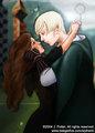 Draco Hermione <3 - hermione-grangers-men fan art