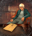 Draco Malfoy - hermione-grangers-men fan art