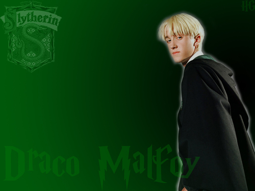 Draco Malfoy wallpaper titled Draco