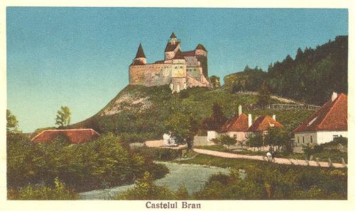 Dracula castle, Rumania