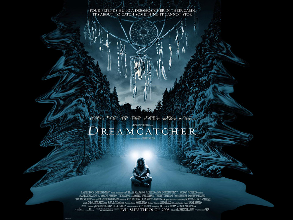 Horror movies dreamcatcher