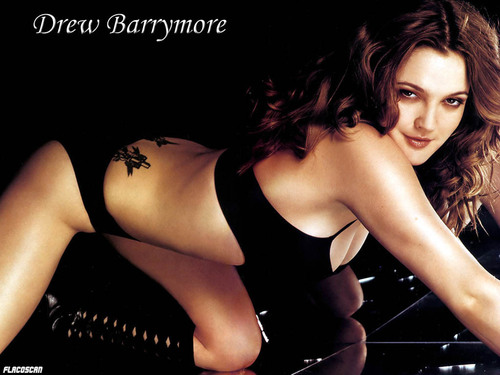 Drew Barrymore wallpaper entitled Drew Barrymore