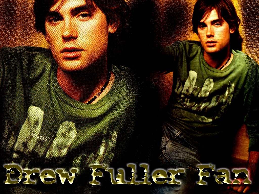 Drew Fuller - Picture Gallery