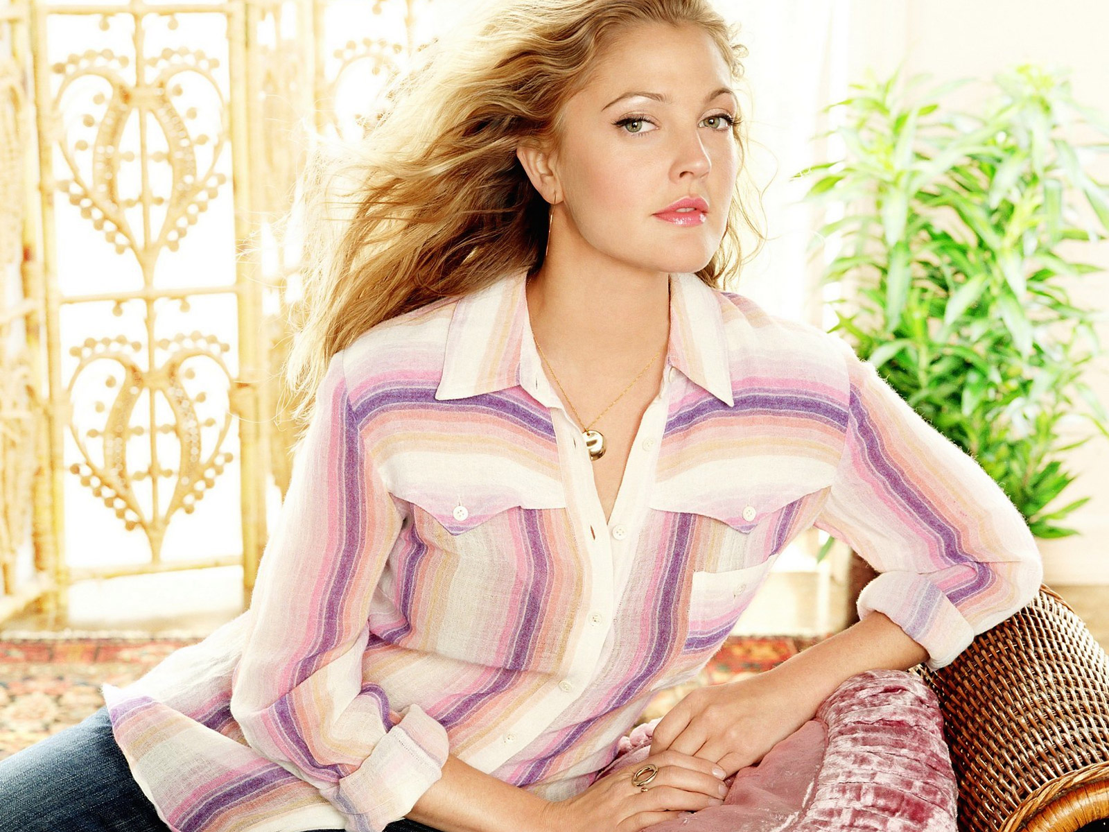 Drew Wallpaper drew barrymore