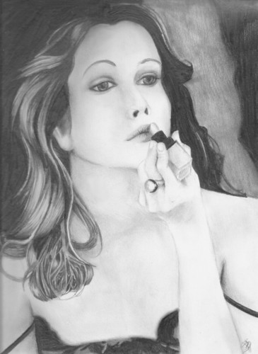 Drew - drew-barrymore Fan Art