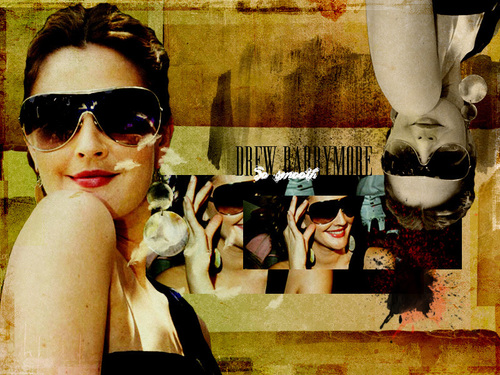 Drew Barrymore wallpaper titled Drew