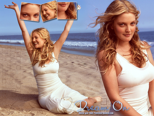 Drew Barrymore wallpaper entitled Drew