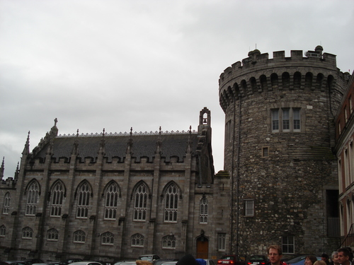 Castles images Dublin Castle HD wallpaper and background ...
