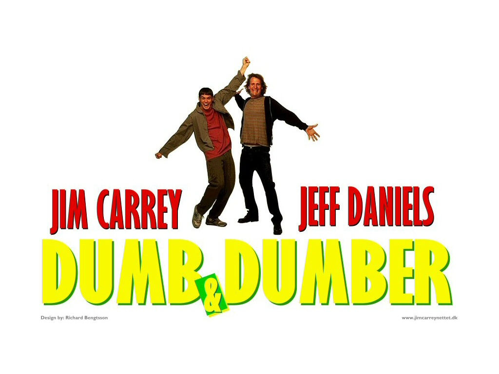 Dumb and Dumber UNCUT! NTSC! QC! Monky preview 0
