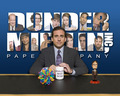 Dunder-Mifflin Logo Cast