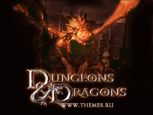 films fond d'écran titled Dungeons & dragons