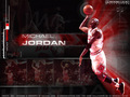 Dunking - michael-jordan wallpaper