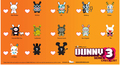 Dunny Series 3 Checklist