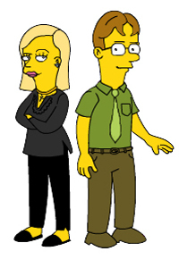 Dwangela Simpsonize