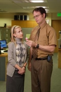 Dwight & Angela