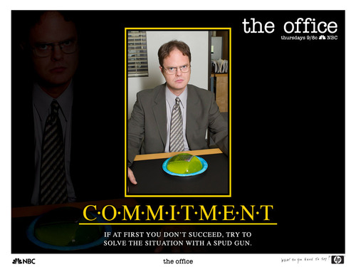 Rainn Wilson wallpaper entitled Dwight