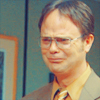 Dwight Schrute - the-office Icon
