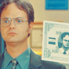 Schrute Bucks - the-office Icon