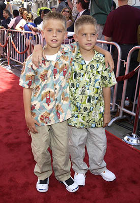 The Sprouse Brothers wallpaper titled Dylan & Cole