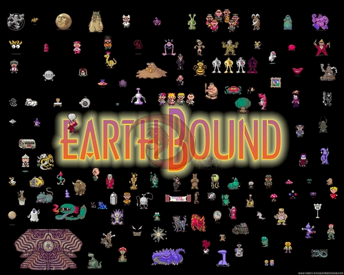 Earthbound Wallpapaer