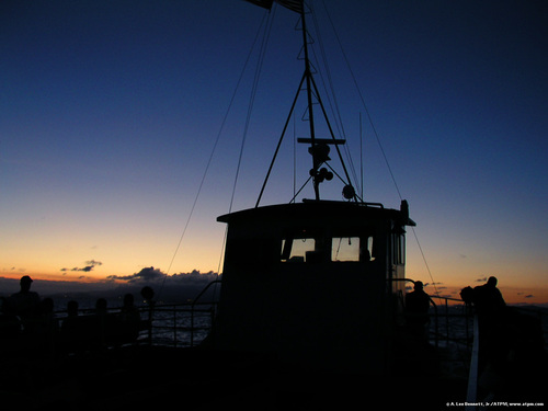 East Puerto Rico Ocean ボート