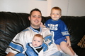 Ecconitro and my kids - detroit-lions photo