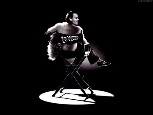 Tim Burton wallpaper titled Ed Wood