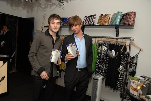 Ed and Chace